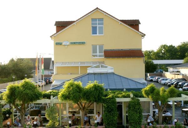 Hotelbilleder: Hotel Waghäuseler Hof GmbH, Waghäusel
