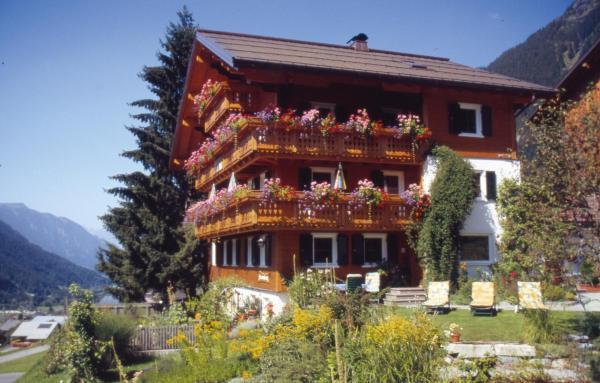Hotel Pictures: Appart Fernblick, Gaschurn