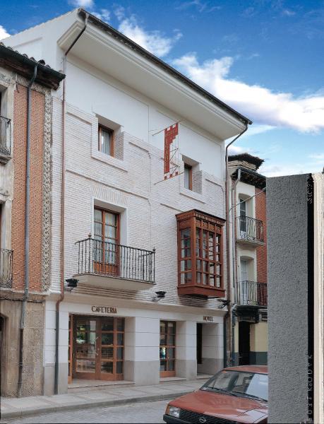 Hotel Pictures: Hotel Isabel, Briviesca