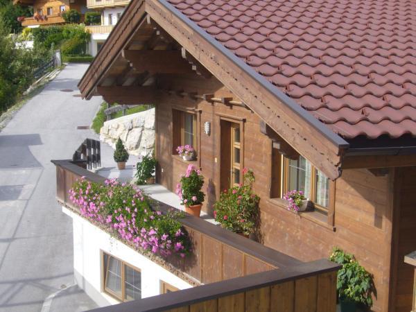 Foto Hotel: Ferienwohnung Marlene, Alpbach