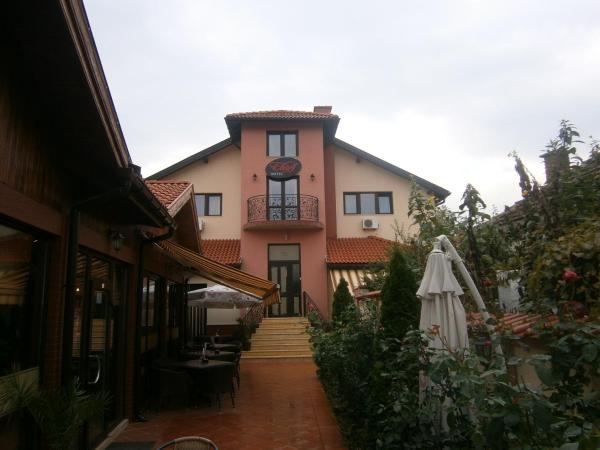 Фотографии отеля: Evia Hotel, Berkovitsa