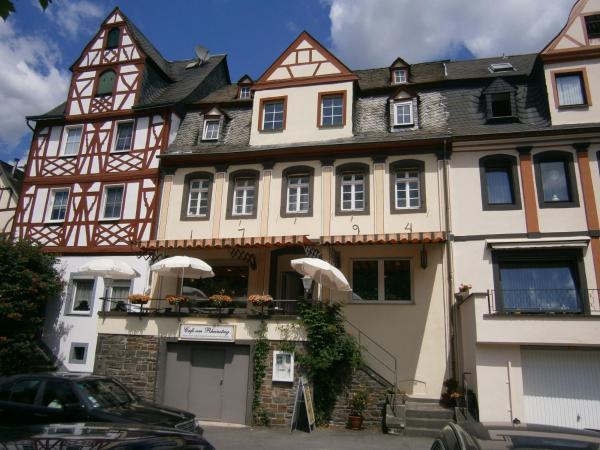 Hotel Pictures: Pension Café Am Rheinsteig, Leutesdorf