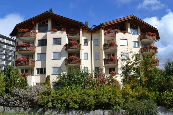 Hotel Pictures: Montefiori 1, Arosa