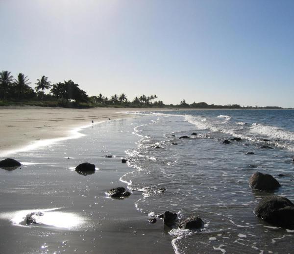 Foto Hotel: Tropical Beach Caravan Park, Bowen