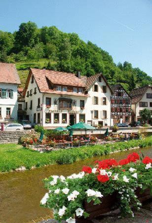 Hotelbilleder: Zur alten Brücke, Schiltach
