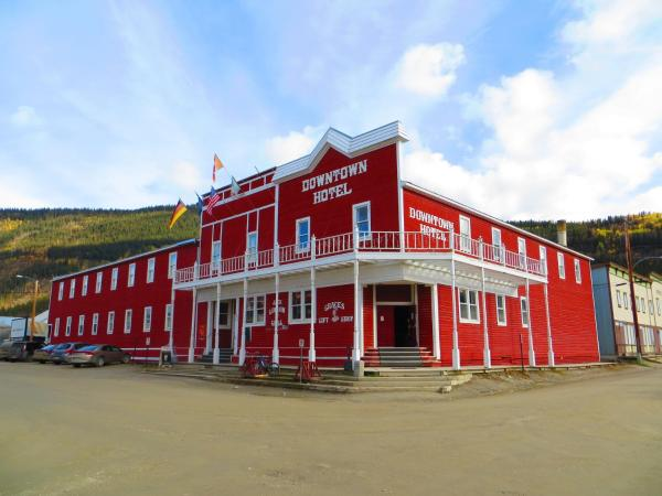 Hotel Pictures: Canadas Best Value Inn - Downtown Hotel, Dawson City