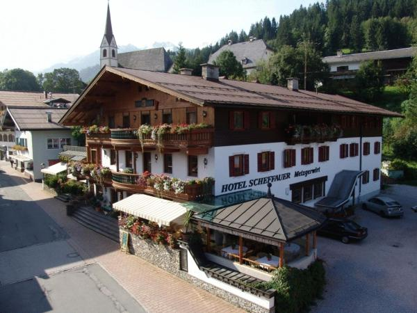 Zdjęcia hotelu: Hotel Metzgerwirt, Fieberbrunn