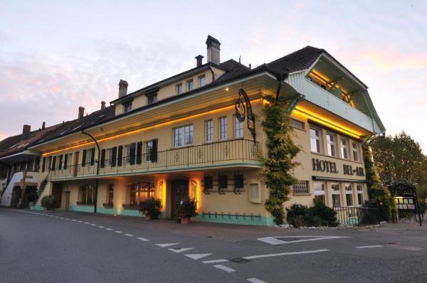 Hotel Pictures: Hôtel Restaurant Cave Bel-Air, Praz