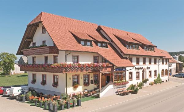 Hotelbilleder: Hotel Landgasthof Kranz, Hüfingen