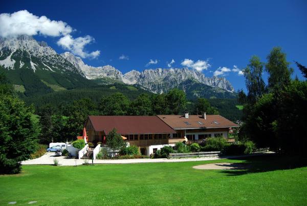 Fotografie hotelů: Der Mühlberghof, Ellmau