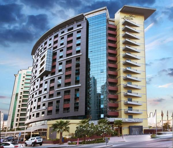 Zdjęcia hotelu: Grand Belle Vue Hotel Apartment Dubai, Dubai