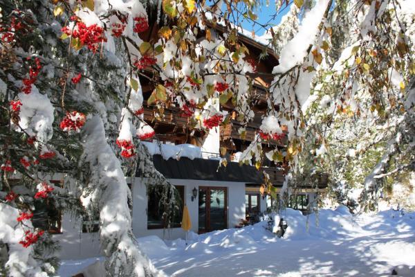 Foto Hotel: Hotel Gletscherblick, Sankt Leonhard im Pitztal