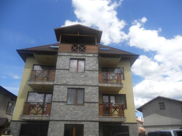 Φωτογραφίες: Villa Kalina Apartments, Μπάνσκο