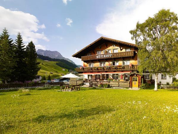 Hotellikuvia: Chalet Rüfikopf, Lech am Arlberg
