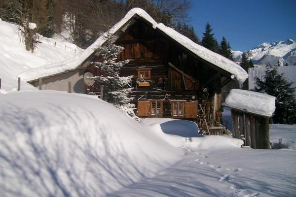 酒店图片: Ahnenhütte Untersabernighof, Penk