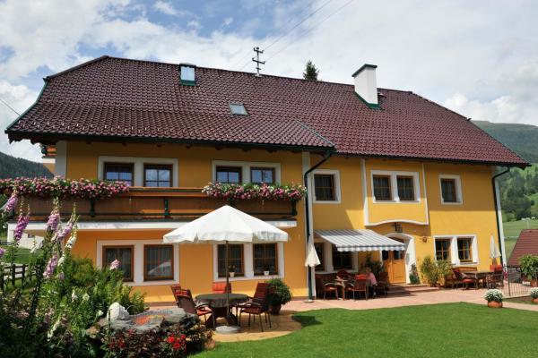 Fotografie hotelů: Gästehaus Macheiner, Lessach Oberdorf