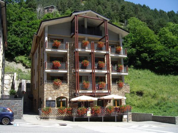 Zdjęcia hotelu: Apartaments Turistics Sant Roma, Arinsal