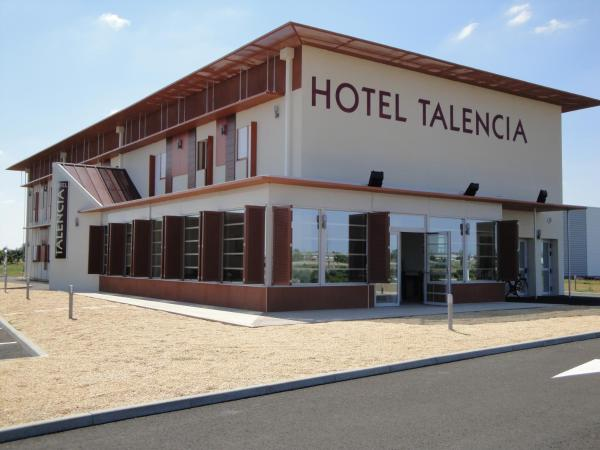 Hotel Pictures: Hotel Talencia, Thouars