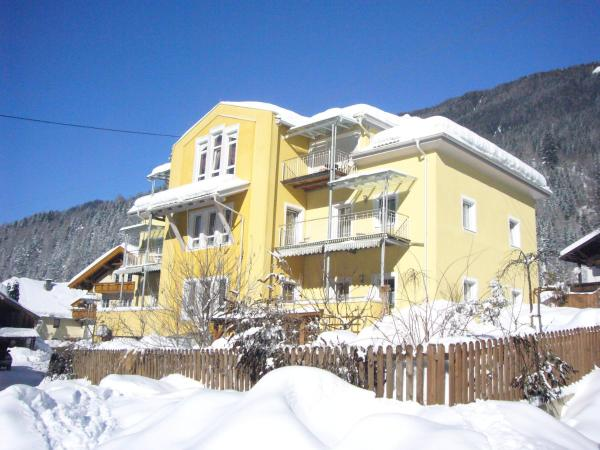 Hotelbilleder: Appartementhaus Anita, Flattach