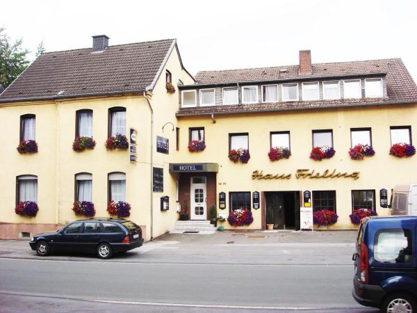 Hotelbilleder: Hotel Haus Frieling, Dortmund