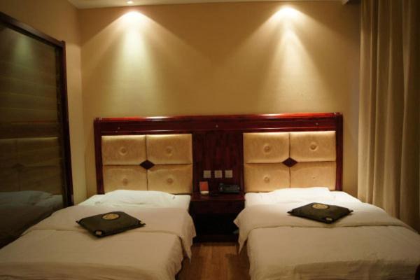 Mainland Chinese Citizens - Economy Twin Room