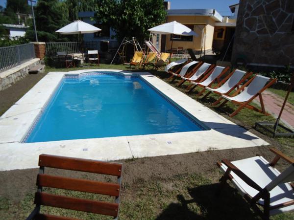 Foto Hotel: Hotel El Nogal, La Falda