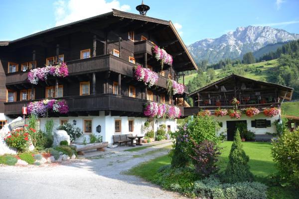 Photos de l'hôtel: Matzhof, Leogang