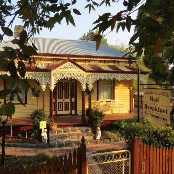Foto Hotel: Drysdale House Bed and Breakfast, Drysdale