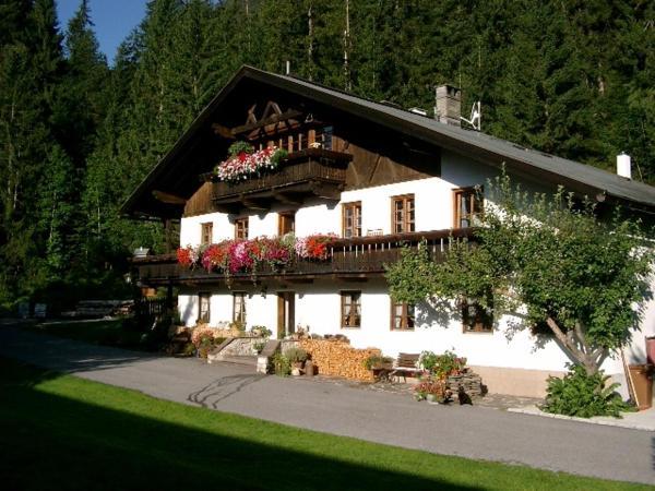 Zdjęcia hotelu: Boderhof, Leutasch