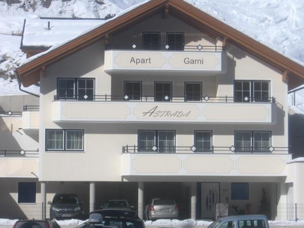 ホテル写真: Apart Garni Astrada, カップル