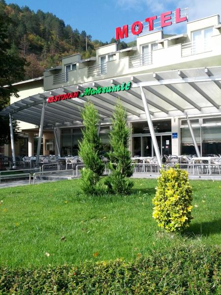 Hotellikuvia: Motel Maksumić, Jablanica