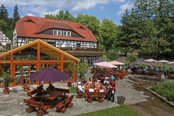 Hotel Pictures: Hotel Boltenmühle, Gühlen Glienicke