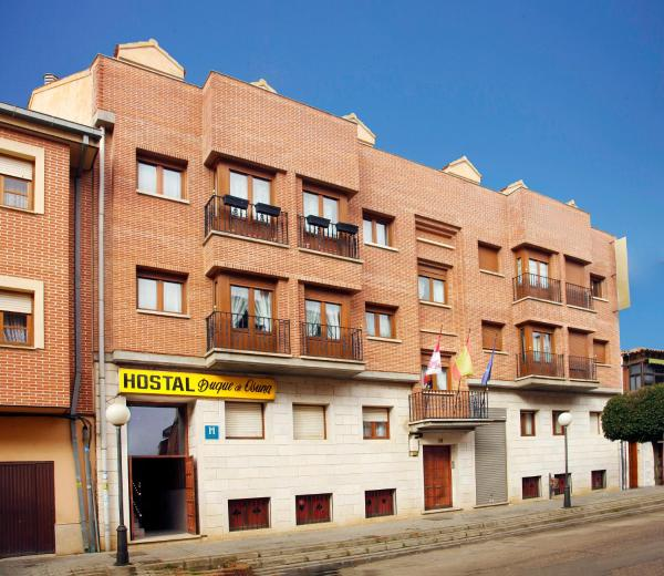 Hotel Pictures: Duque De Osuna, Medina de Ríoseco
