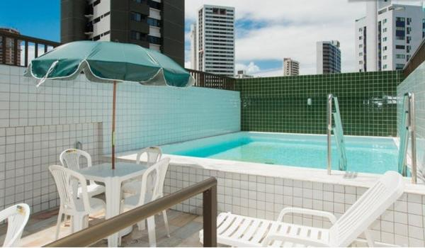 Hotel Pictures: Flat Golden Square, Recife