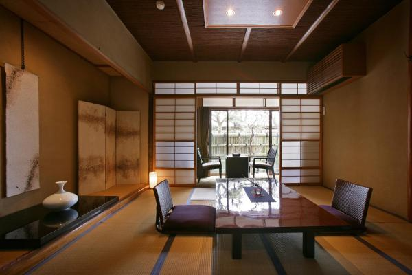 Standard Japanese-Style House - Annex (2 Adults)