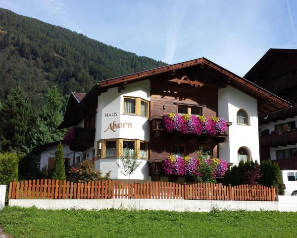 Zdjęcia hotelu: Ferienhaus Ahorn, Neustift im Stubaital