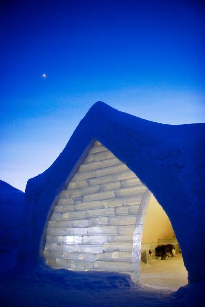 Hotel Pictures: Arctic Snow Hotel, Sinettä