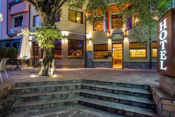 Фотографии отеля: Hotel Villa Boyana, София