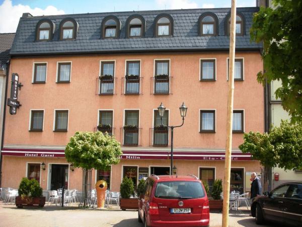 Hotelbilleder: Hotel Garni Stadt Milin, Mylau