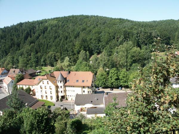 Hotelbilleder: Hotel zum Engel, Mespelbrunn