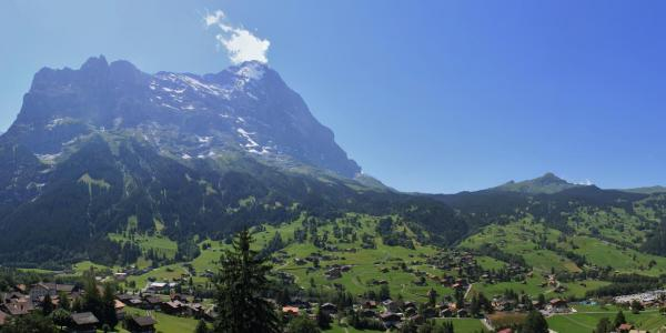 Deluxe Double or Twin Room - Eiger View