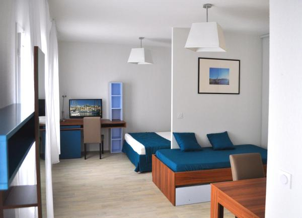 R sidences hoteli res la ciotat apparthotels for Appart hotel hyeres