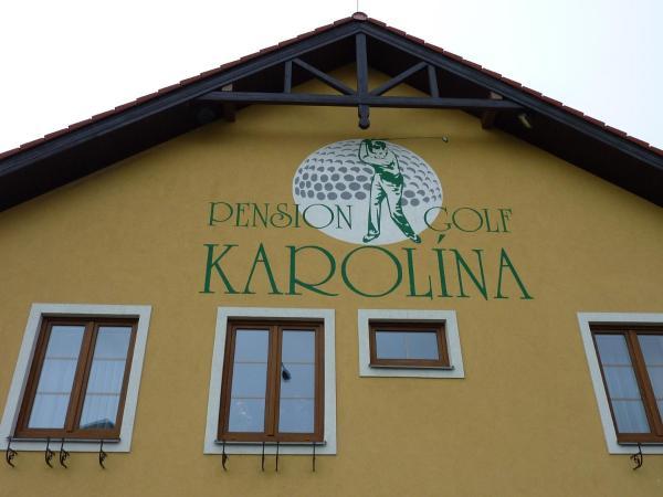 Hotel Pictures: Golf Hotel Karolina, Karlovy Vary