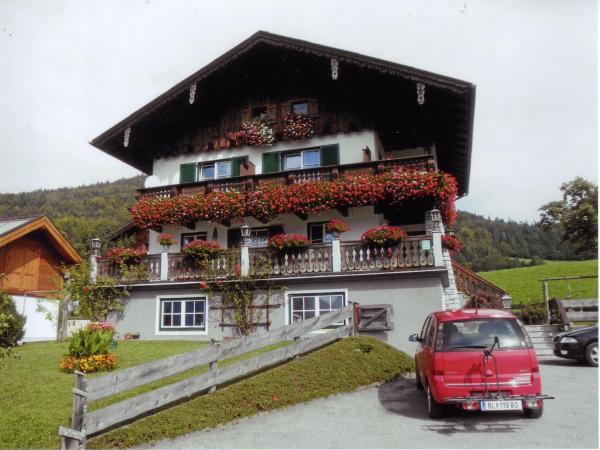 Fotografie hotelů: Haus Wintersteller, St. Wolfgang