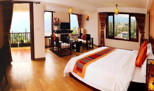 ホテル写真: Sapa Elite Hotel, サパ
