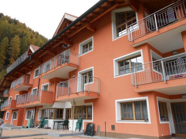 ホテル写真: Appartement beim Brunnen 10, ゼルデン