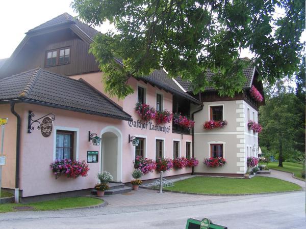 ホテル写真: Landhotel Lacknerhof, Mariapfarr