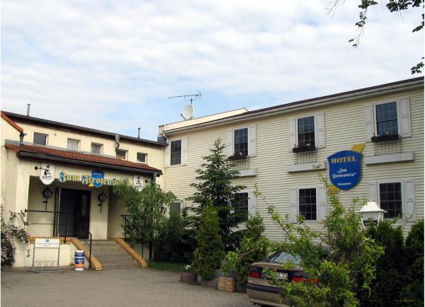Hotelbilleder: Hotel & Restaurant 'Zum Firstenstein', Königshain