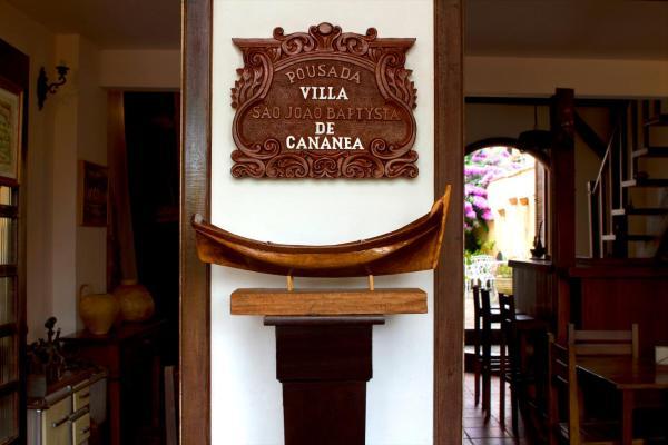 Hotel Pictures: Pousada Villa de Cananea, Cananéia