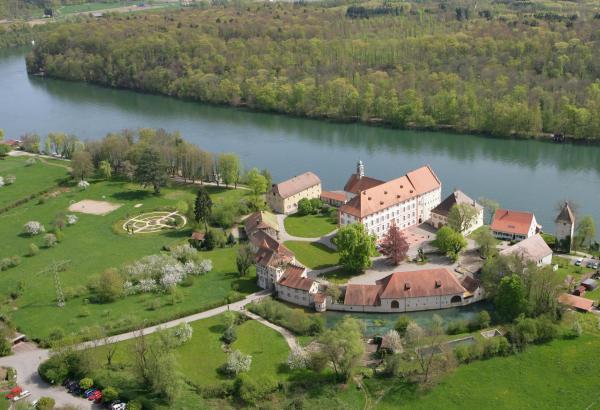 Hotelbilleder: Schlosshotel Beuggen, Rheinfelden